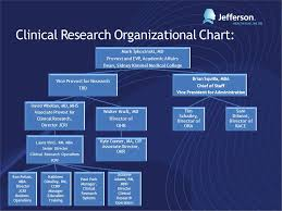 Jefferson Health Chart Structure And Organization Of Research At Tju Stephen