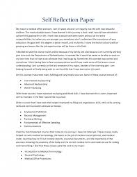 cover letter self reflection essays self reflection essay about  cover letter essays on reflection self paper exampleself reflection essays