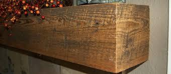 rustic fireplace mantels reclaimed wood mantel pine box beam canada