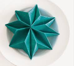 31 Origami Stern Weihnachten