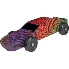 Pinewood Derby Cars Designs Details About Pinewood Derby Car Safari Body Skin
