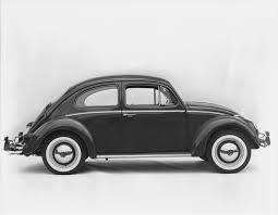 History of Volkswagen Beetle 1938-2003 : SpeedDoctor.net