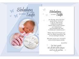 Einladung Taufe Taufeinladung Fotokarte Einladungskarten Hellblau
