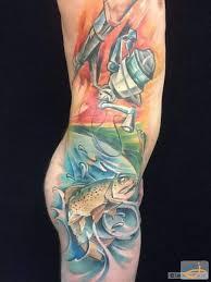 Tetování S Rybářskou Tematikou Diskuze Strana 2 Chytejcz
