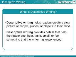 descriptive essay writing strategy acirc online writing service write an academic essay