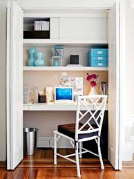 hidden desk furniture. a desk hidden in closet of your bedroom furniture