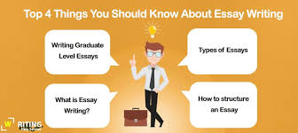 % off top things you should know about essay writing top 4 things you should know about essay