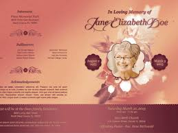 funeral flyer funeral program template x funeral flyer template wcc usa org