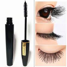 name high quality makeup doll eye mascara waterproof hydrofuge curls eyelashes thick and lengthening brand makeup false eye black color