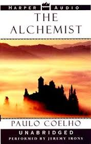 audio book review the alchemist a fable about following your the alchemist a fable about following your dreams buy this book