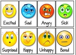 Emotions Chart For Kindergarten How Do You Feel Emotions Feelings Activity Feelings