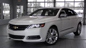 2017 Chevrolet Impala Review and Infomation - United Cars - United ...
