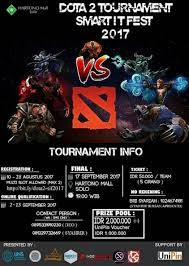 dota 2 tournament at hartono mall solo gotomalls