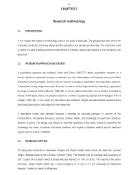 sample title sample methodology of a research paper letter template
