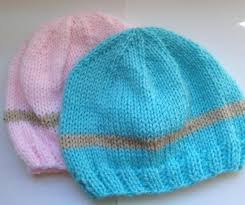 Baby Hat Pattern Mesmerizing 48 FREE Knitting Patterns For Baby Hats On Craftsy