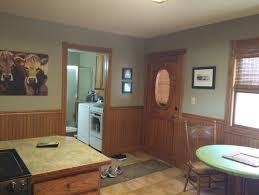 what color should i paint my wallsHelp Should I paint the wainscotting on my kitchen walls What color