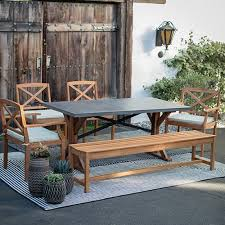 12 outdoor dining set ideas for your