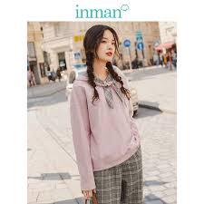 <b>INMAN 2019 Autumn New</b> Arrival Elastic Waist Fashion All Matched ...