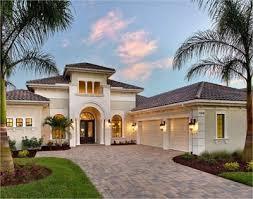 one story exterior house design. One Story Mediterranean House Design Ideas Exterior O