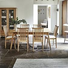 ercol dining table medium extending dining table 6 dining chairs pale oak tables dining room ercol ercol dining table