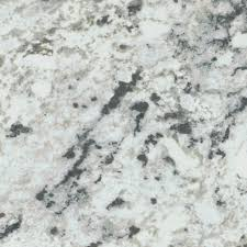 Formica 4 Ft X 8 Ft Laminate Sheet In White Ice Granite With Matte