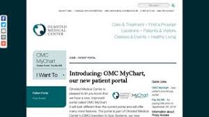 Omc My Chart Omc Login Online Access Omc Sign In Quickly