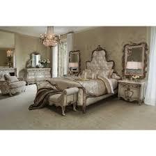 michael amini bedroom. AICO Michael Amini Platine De Royale Panel Bedroom Set