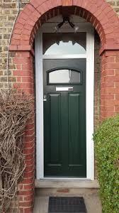 Door Top Light London Solidor With Top Light House Front Doors Ideal Home