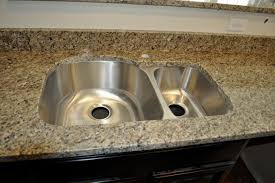 Swanstone Granite Kitchen Sinks Luxury Giallo Vicenza Granite With A Swanstone Granite Sink Qudb