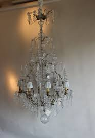restoration project antique chandelier from frame to fairy tale main image