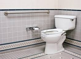 Handicap Bathroom Grab Bar On Bathroom With Regard To San Diego