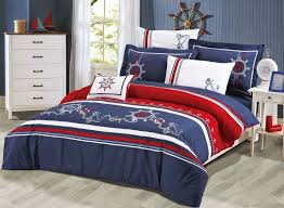 bedroom decor ideas and designs top nautical sailor themed with nautical duvet covers prepare