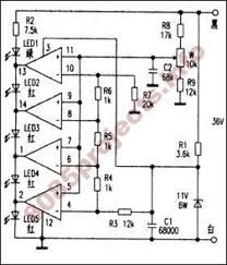 electronic circuits 8085 projects  blog archive electric electric bicycle controller circuit 2