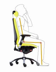 chair ergonomics. how to set up office chairs correctly chair ergonomics h