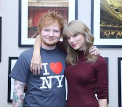 taylor swift essay about ed sheeran for time list popsugar share this link