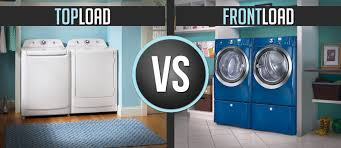 Topload Washer Front Load Washer Vs Top Load Washer Designer Home Surplus Blog