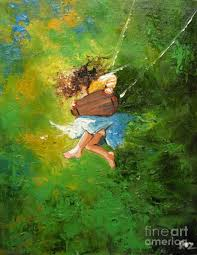swing 25 painting by rosilyn young