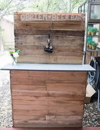 furniture made out of pallets. Pallet Beer Bar Furniture Made Out Of Pallets G