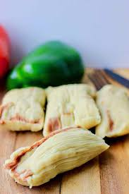 tamales pisques traditional