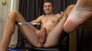 Gay dude first time audition