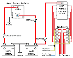 guest battery charger wiring diagram wiring diagram h8 12V Battery Bank Wiring at 3 Bank On Board Battery Wiring Diagram
