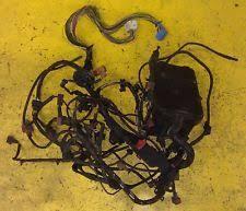 saab fusebox genuine oem saab 9 5 fuse box wire harness 4585840