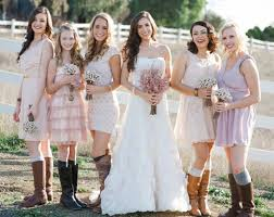 Country Western Bridesmaid DressesCountry Western Style Bridesmaid Dresses