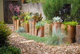 Small Picture Garden Design Garden Design with The Succulent Garden nursery