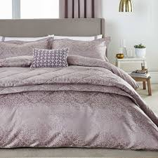 bedeck blume jacquard bedding in mauve 70 off