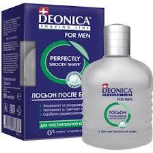 Лосьон после бритья <b>Deonica for</b> Men для чувствительной кожи ...