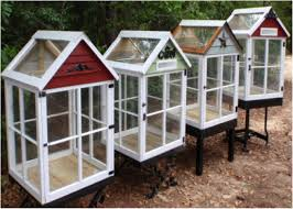 how to build a miniature greenhouse from old windows global garden