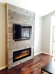 interior electric fireplace ideas modern brick wall design best mount with 22 from electric fireplace