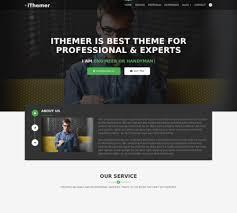 30 Best Free One Page Wordpress Themes 2018