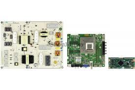 vizio tv repair parts. vizio e601i-a3 (lftrnwan, lftrnwbp) complete tv repair kit tv parts z